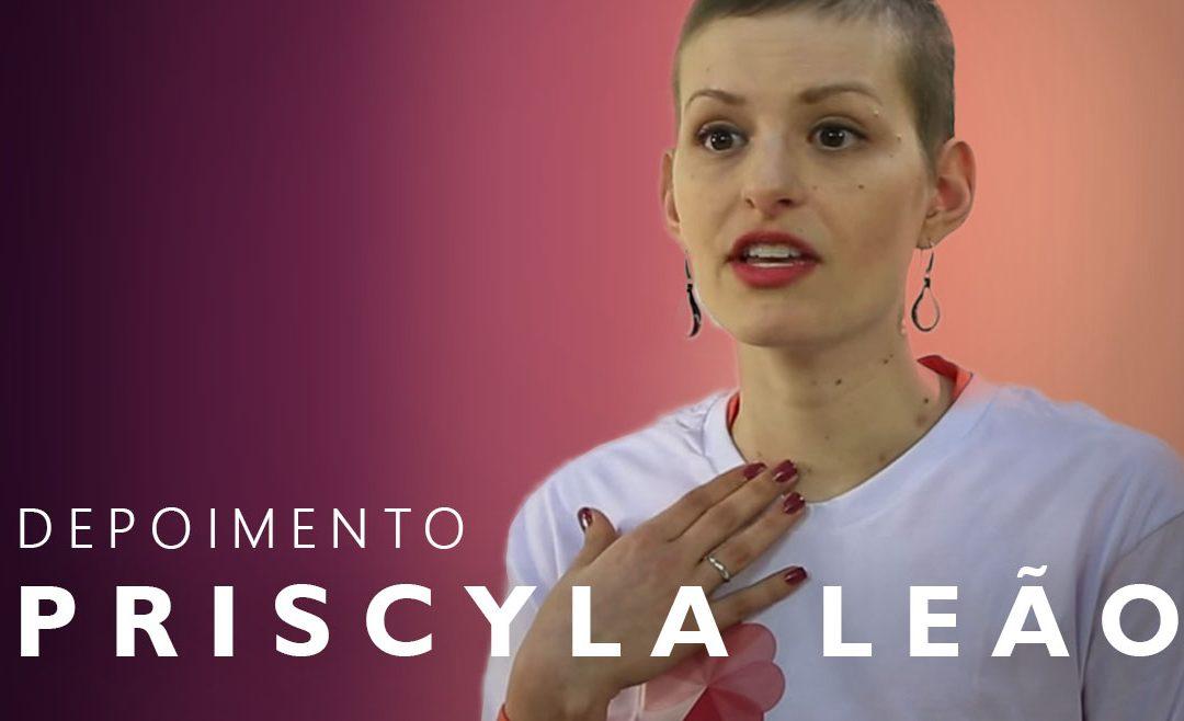 """Priscyla Leão: """"O câncer me fez vivenciar o Hoje, ser menos controladora e planejar menos a vida"""""""